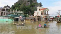 Ninh Bình tập trung khắc phục hậu quả mưa lũ