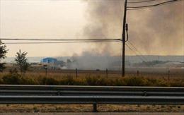 Rơi tiêm kích F18 ở Tây Ban Nha, 1 phi công tử nạn