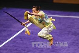 Khai mạc Giải Vô địch cúp Wushu quốc gia năm 2017