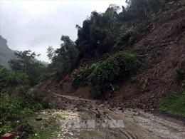 Cảnh báo lũ quét, sạt lở đất ở Trung Bộ, Tây Nguyên và ngập lụt khu vực Nam Bộ