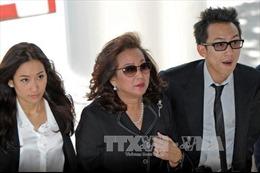 Con trai ông Thaksin chính thức bị khởi tố vì tội danh rửa tiền