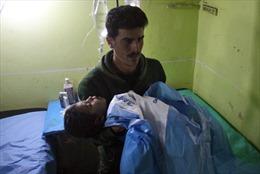Mỹ thừa nhận nhóm khủng bố Mặt trận al-Nusra dùng vũ khí hóa học ở Syria