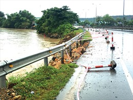 Khẩn trương khắc phục thiệt hại do mưa lũ tại Bình Thuận
