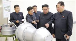 Giới khoa học Trung Quốc khuyên Triều Tiên chuyển bãi thử hạt nhân