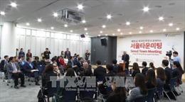 Chính quyền thành phố Seoul tìm giải pháp tháo gỡ khó khăn cho cộng đồng người Việt