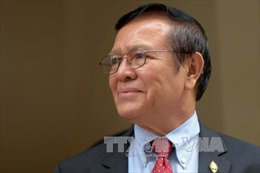 Campuchia: Ấn định ngày mở phiên tòa xem xét giải thể đảng đối lập CNRP