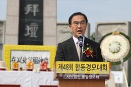 Hàn Quốc vẫn để ngỏ khả năng đối thoại với Triều Tiên