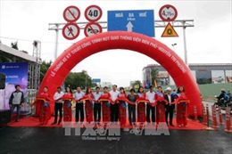 Đà Nẵng thông xe nút giao thông hầm chui Điện Biên Phủ - Nguyễn Tri Phương
