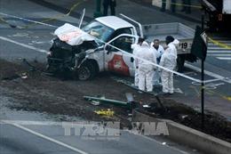 IS đứng sau vụ khủng bố xe tải tại New York