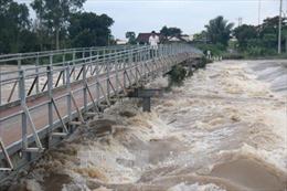 Công điện khẩn chủ động ứng phó với mưa lũ