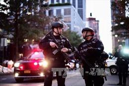 FBI tìm thấy nghi phạm thứ hai vụ khủng bố xe tải New York