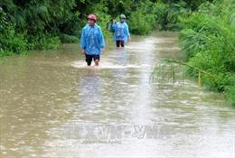 Chèo xuồng đi giúp người thân trong mưa lũ chẳng may bị thiệt mạng