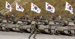 Mỹ đã sẵn sàng 7 phương án quân sự đối phó Triều Tiên