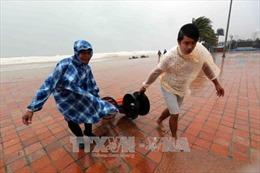 Đà Nẵng: Khẩn trương khắc phục hậu quả mưa bão, sẵn sàng cho APEC 2017
