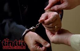 Tạm giữ nghi phạm cướp tiền tại ngân hàng ở Chương Mỹ, Hà Nội