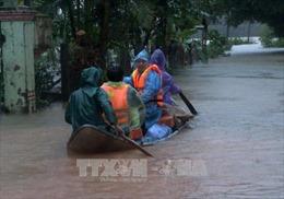Ban Kinh tế Trung ương ủng hộ đồng bào vùng mưa bão