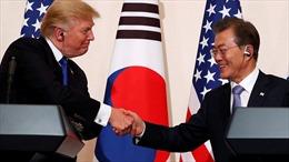 Hàn Quốc muốn mua tàu ngầm hạt nhân Mỹ đối phó Triều Tiên