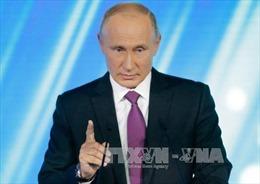 APEC 2017: Nga ủng hộ lập khu vực thương mại tự do châu Á - Thái Bình Dương