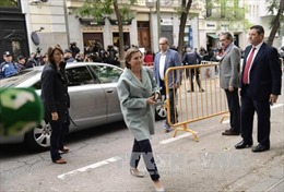 Tây Ban Nha: Cựu Chủ tịch Nghị viện Catalonia hầu tòa