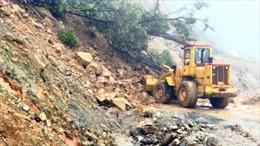 Kon Tum: Nhiều tuyến đường tiềm ẩn nguy cơ sạt lở trở lại