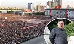 Còi báo động bất ngờ vang lên tại thủ đô Bình Nhưỡng