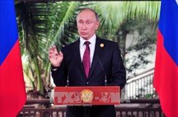Nga ủng hộ lập khu vực thương mại tự do Châu Á-Thái Bình Dương