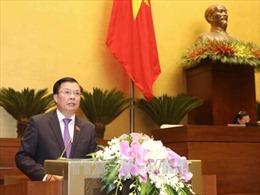 Bộ trưởng Tài chính sẽ mở màn phiên trả lời chất vấn trước Quốc hội