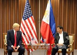 Mỹ-Philippines cam kết duy trì tự do hàng hải trên Biển Đông
