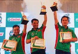 Đội tuyển Việt Nam giành giải nhất cuộc thi 'Thợ máy Castrol Châu Á - Thái Bình Dương'