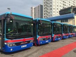 Hà Nội: Thay 16 xe buýt chất lượng cao cho tuyến Bờ Hồ - Cầu Giấy –Bờ Hồ