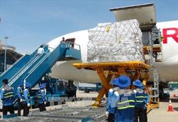 Tiếp nhận hàng của ASEAN cứu trợ người dân bị ảnh hưởng bão số 12