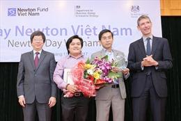 Trao giải thưởng Newton Việt Nam