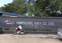 Nổ bình điện ở Đồng Nai làm 10 công nhân nhập viện