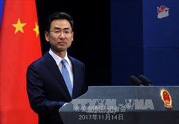 Mỹ-Hàn ngừng tập trận sẽ giúp giải quyết vấn đề Triều Tiên