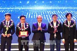 Giải thưởng Nhân tài Đất Việt đã tạo ra phong trào học tập và khởi nghiệp sáng tạo