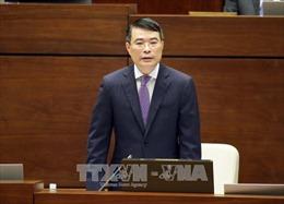 Thống đốc Lê Minh Hưng trả lời thẳng thắn, không né tránh