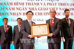 Kỷ niệm 70 năm thành lập Trường Đại học Y dược Thành phố Hồ Chí Minh