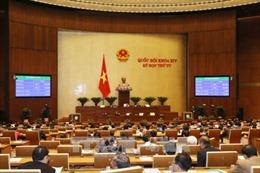 Thông cáo số 22 kỳ họp thứ 4, Quốc hội khóa XIV