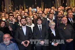Tây Ban Nha: Đảng PdeCat từ bỏ ý định đòi độc lập