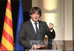 Cựu thủ hiến Catalonia muốn phát động chiến dịch tranh cử