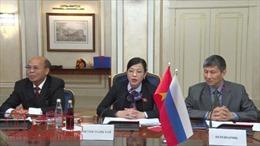 Đoàn đại biểu Ban Dân nguyện của Quốc hội thăm và làm việc tại Nga