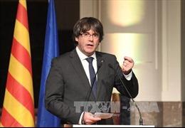 Thủ hiến bị phế truất vùng Catalunya sẽ ở Bỉ cho tới sau cuộc bầu cử địa phương