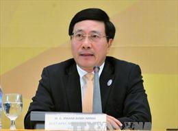 Phó Thủ tướng Phạm Bình Minh tiếp Thứ trưởng Bộ Ngoại giao Kazakhstan