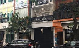 Bộ Công Thương chuyển hồ sơ đề nghị truy tố Khaisilk