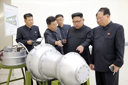 Mỹ chuẩn bị phương án tấn công trực diện Triều Tiên