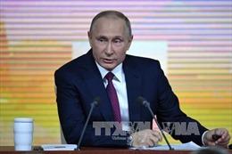 Nước Nga vững vàng trong thử thách năm 2017