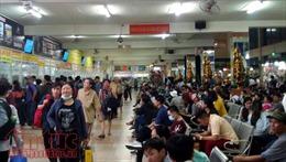 Lượng lớn người dân rời TP Hồ Chí Minh, nhưng không ùn ứ nghiêm trọng