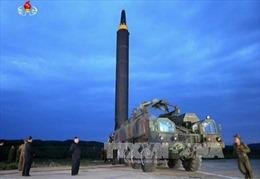 Chuyên gia Mỹ: ICBM của Triều Tiên chưa thể vươn tới đại lục Mỹ