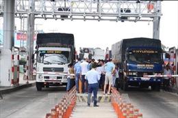 Đề nghị miễn phí cho phương tiện vùng lân cận trạm BOT Cần Thơ - Phụng Hiệp