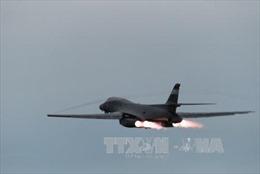 Hàn Quốc và Mỹ tiếp tục triển khai vũ khí chiến lược tới Bán đảo Triều Tiên